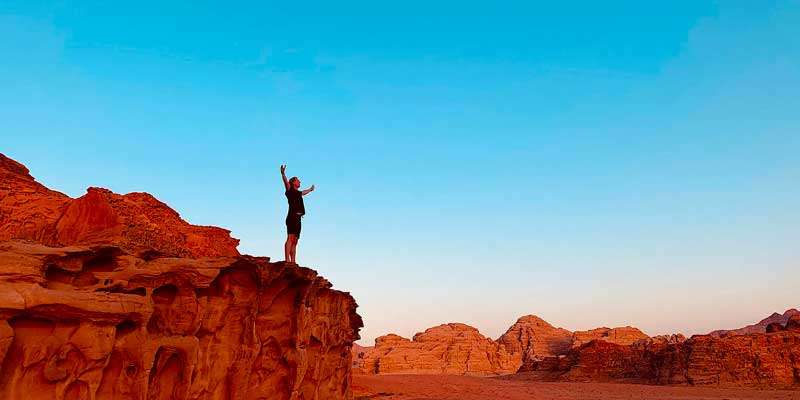 Zen Luxury Travels   Digital detox i Jordan